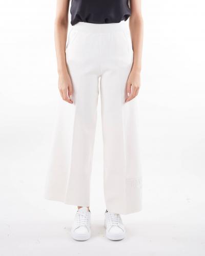 TWIN SET Pantaloni a palazzo in maglia Twinset  Pantaloni | TP3247282