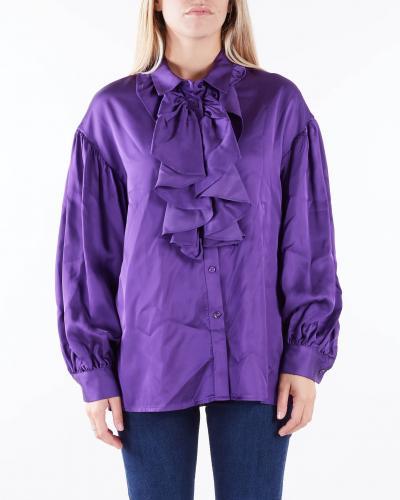 VICOLO Camicia con rouches Vicolo  Camicie   TX1157VIOLA