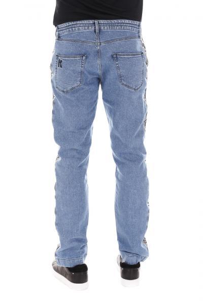 KARL LAGERFELD Pantalone Karl Lagerfeld  Jeans | KLMP0004-BLK001
