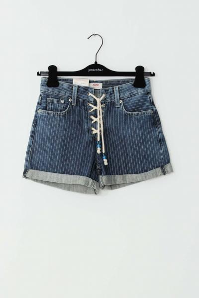 PEPE JEANS Short In Denim Pepe Jeans  Shorts | PL800853000
