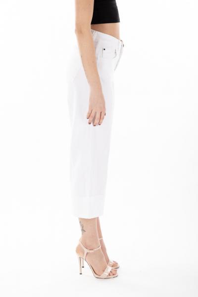 REVISE Pantalone Ampio Revise  Pantaloni | FRD0250DWHITE