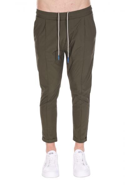 GOLDEN CRAFT Pantalone Tinta Unica Con Lacci Golden Craft  Pantaloni   GC1PSS205200V040