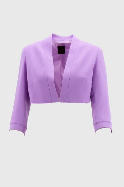 HANITA giacchino in cady  Giacche | HJ788U2665LILLAMIRTILLO