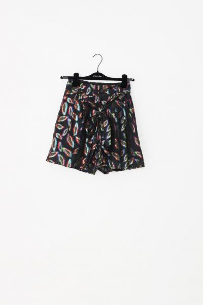 NBTS Shorts donna fantasia nbts effetto laminato  Shorts | 358UNI