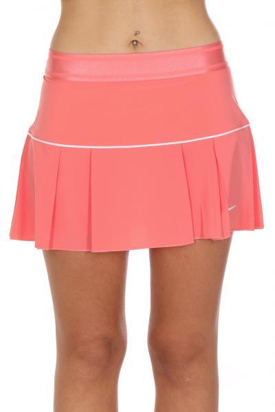 NIKE Gonna Modello Tennista Tinta Unita Con Pieghe Nike  Gonne | AT5724655