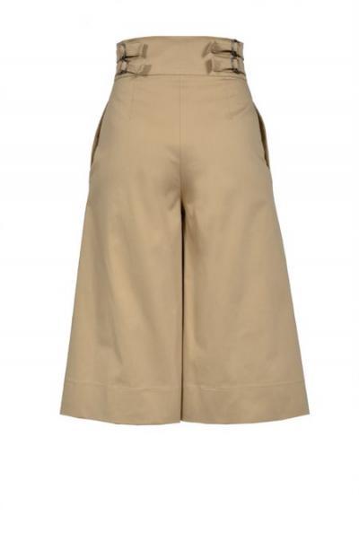PINKO Pantalone cropped ampio  Pantaloni   1B14D1-7975C70