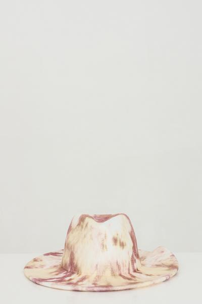 ADDICTED Cappello donna fantasia beige Addicted modello bucket  Cappelli | BORSELLINO-HATBEIGE