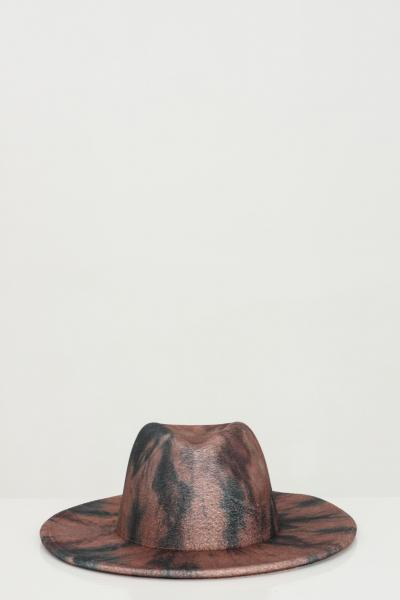 ADDICTED Cappello donna marrone Addicted modello bucket  Cappelli | BORSELLINO-HATMARRONE