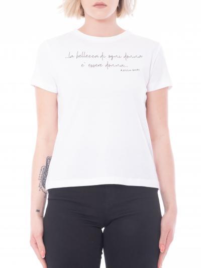 ALESSIA SANTI t-shirt bise ALESSIA SANTI  T-shirt   SD64021S2127