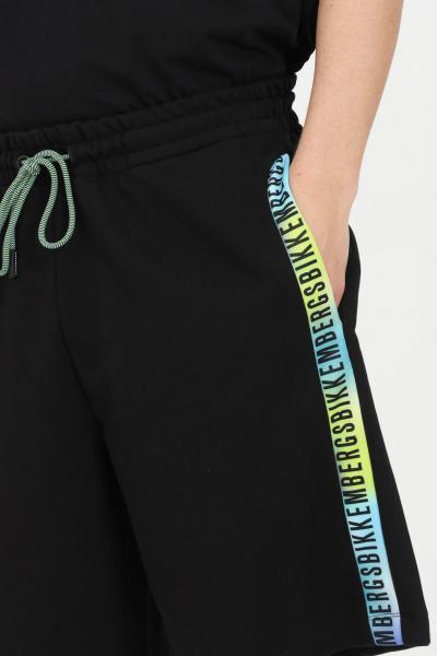 BIKKEMBERGS Shorts uomo nero bikkembergs casual  Shorts   C119180M3875C74