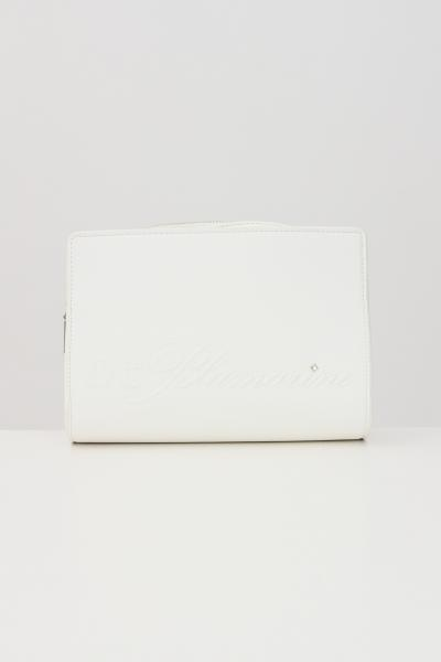BLUMARINE Borsa donna bianco blumarine con tracolla removibile  Borse | E17WBBL972018003