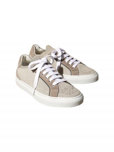 BRUNELLO CUCINELLI SNEAKERS IN MAGLIA  scarpe | MZ34G1335C1266
