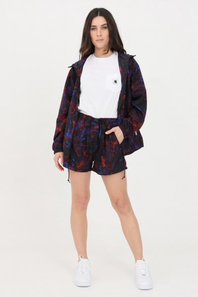 CARHARTT Shorts donna multicolor carhartt casual con stampa allover  Shorts | I028766.030BV.00