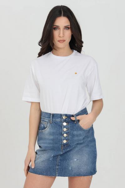 CARHARTT T-shirt donna bianco carhartt a manica corta  T-shirt | I029072.0302.90