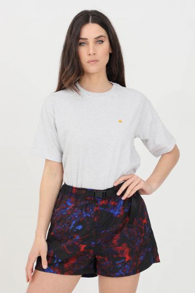 CARHARTT T-shirt donna grigio carhartt a manica corta  T-shirt | I029072.03482.90