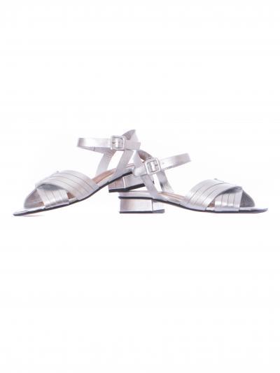 CARMENS Sandali Sari Raw CARMENS  scarpe | 47086LUXSILVER