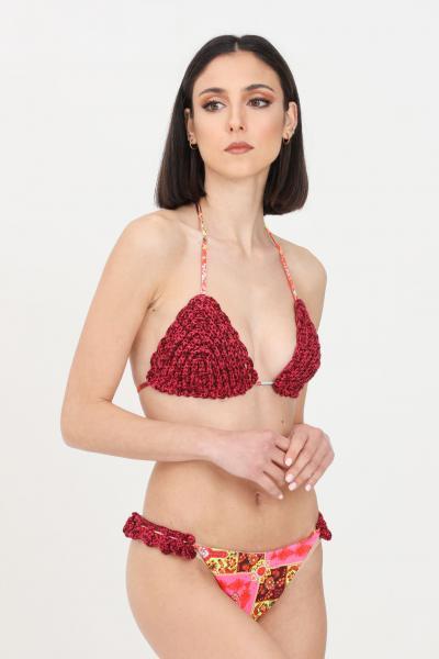 F**K Bikini donna multicolor f**k modello brasiliano  Abbigliamento da spiaggia | F21-0390X1.