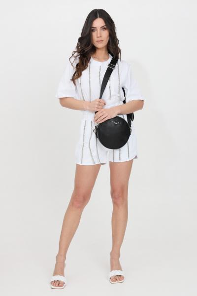 GAELLE Shorts donna bianco gaelle casual  Shorts | GBD8792BIANCO