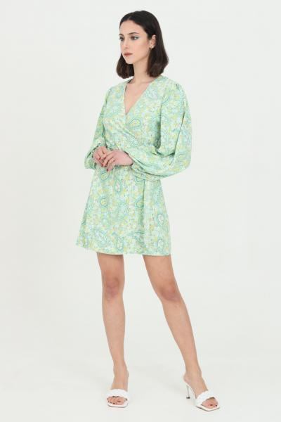 GLAMOROUS Abito donna verde Glamorous con stampa floreale  Abiti   CK5508GREENPAISLEY