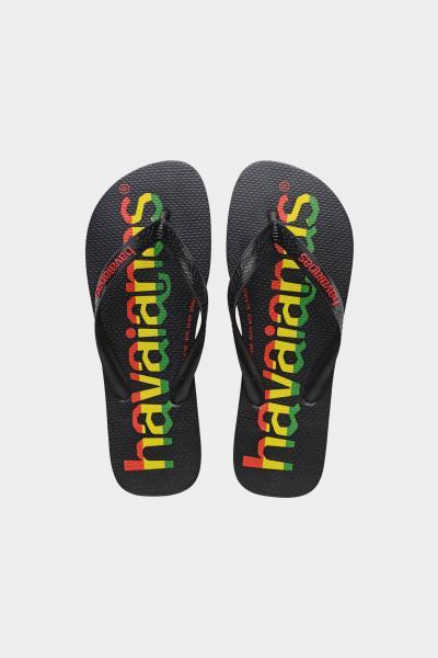 HAVAIANAS Infradito top logo mania fc preto preto verme unisex nero havaianas  Infradito | 4144264.7652.M197652