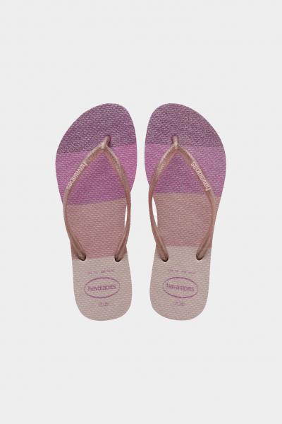HAVAIANAS Infradito sl palette glw fc bambina candy pink havaianas  Infradito   4145766.5179.I255179