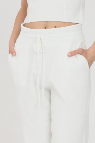 KONTATTO Pantaloni donna panna kontatto casual  Pantaloni | 3M726411