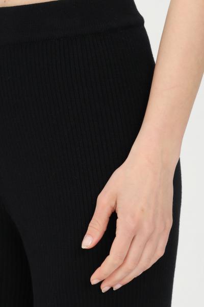 KONTATTO Pantaloni donna nero kontatto casual  Pantaloni | 3M726801