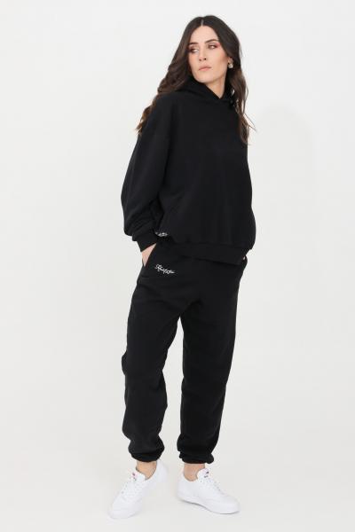 KONTATTO Pantaloni donna nero kontatto casual  Pantaloni | SDK20001