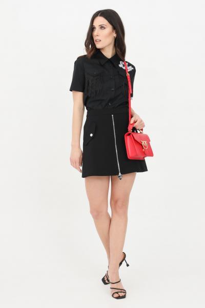 LOVE MOSCHINO Shorts donna nero love moschino casual  Shorts   W157580E2245C74