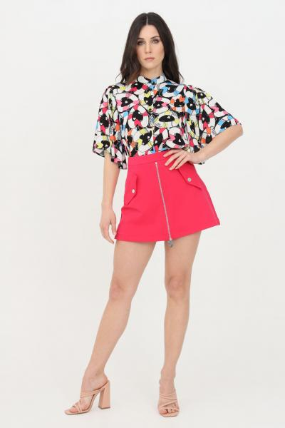 LOVE MOSCHINO Shorts donna fucsia love moschino casual  Shorts   W157580E2245O49
