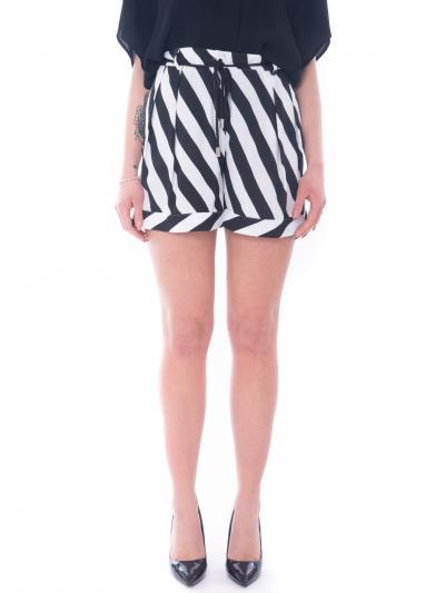 MANILA GRACE shorts righe  Shorts   P039VIMA028