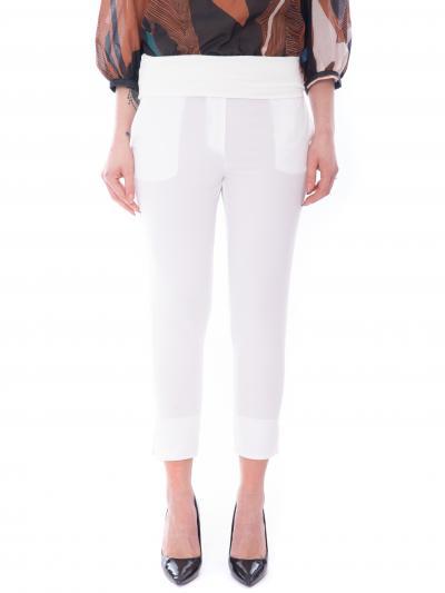 MANILA GRACE Pantalone baschina MANILA GRACE  Pantaloni   P077PUMA009