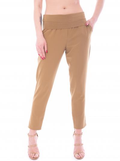 MANILA GRACE Pantalone baschina MANILA GRACE  Pantaloni   P077PUMA014