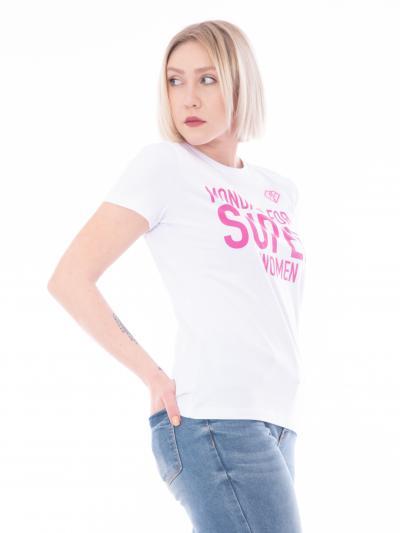 MANILA GRACE T-shirt stampa super MANILA GRACE  T-shirt   T012CUMA014