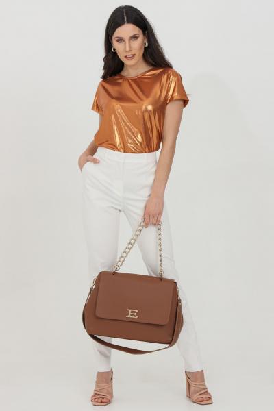MAX MARA Pantalone donna bianco max mara. Modello a sigaretta elegante. Chiusura con bottone e zip  Pantaloni   61310311600001