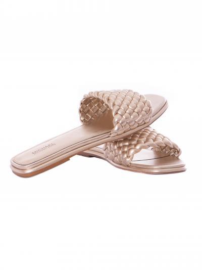 MICHAEL KORS Amelia flat sandals MICHAEL KORS  scarpe   40S1AMFA1M920