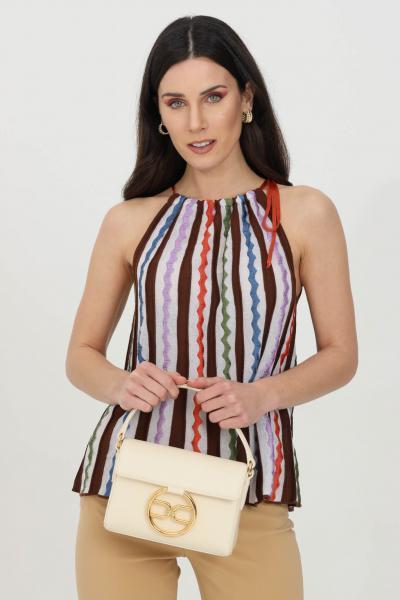 MISSONI Top donna multicolor Missoni casual, chiusura con laccetti al collo  Top | 2DK00080-2K008SS00H9
