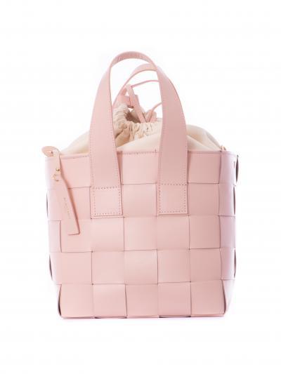 MY BEST BAGS Basket bag MY BEST BAGS  Borse   7055ROSA