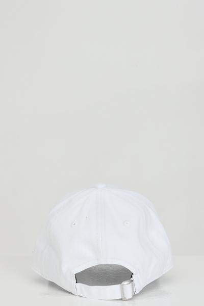 NEW ERA Cappello unisex bianco New Era in cotone con ricamo frontale  Cappelli | 10745455.