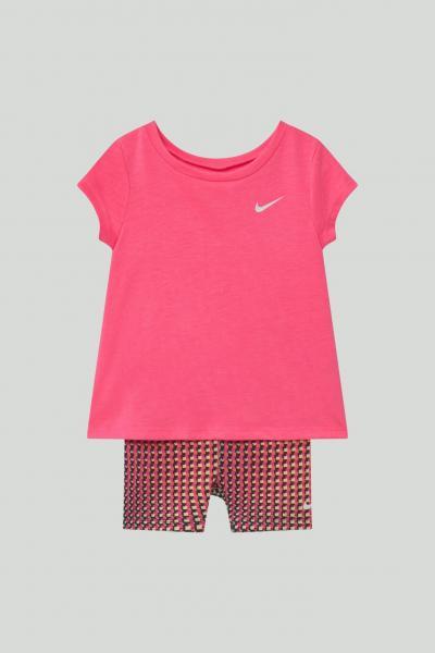 NIKE Completino neonato rosa nike  Completini   16H452-02323