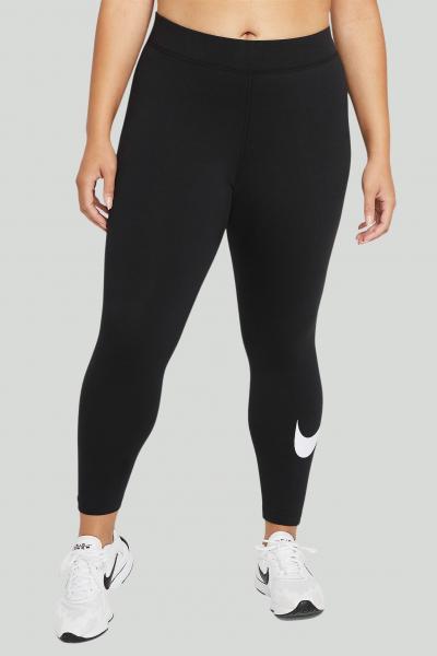 Leggings donna nero plus size  Leggings | DC6934010