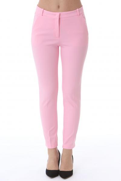 PINKO Pantalone donna rosa pinko elegante modello cigarette  Pantaloni | 1G15LF-5872P95