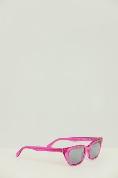 RETROSUPERFUTURE Occhiali unisex fucsia Retrosuperfuture con lenti trasparenti  Occhiali | KS0-51STRAPAZZO