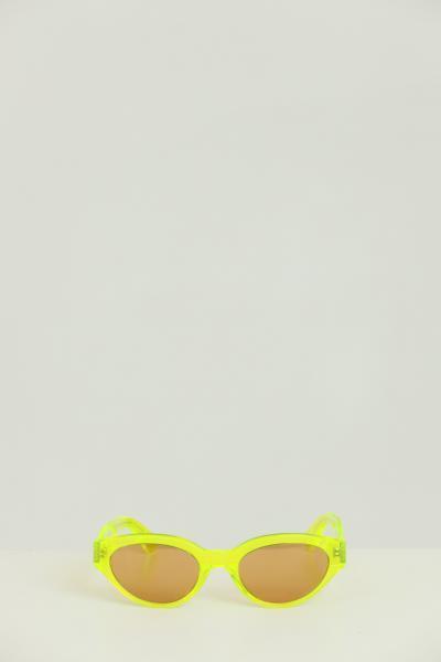 RETROSUPERFUTURE Occhiali unisex giallo Retrosuperfuture in montatura opaca  Occhiali | RMN-53YELLOW