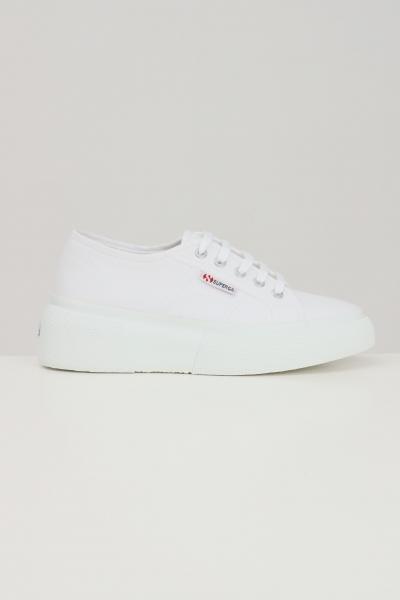 SUPERGA Sneakers superga 2287 donna bianco  Sneakers   S00DQS0901