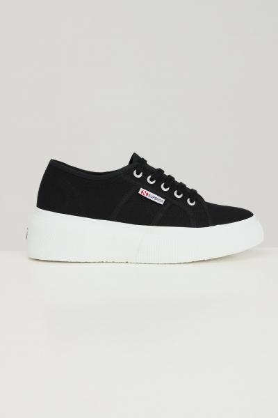 SUPERGA Sneakers superga 2287 donna nero  Sneakers | S00DQS0999