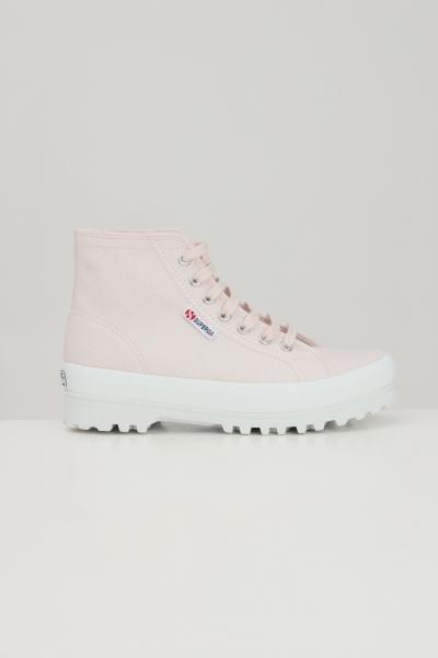 Sneakers alpina donna di colore rosa  Sneakers | S00GXG0351
