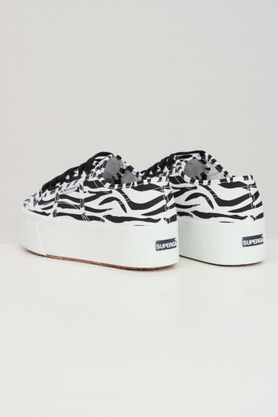 SUPERGA Sneakers snake superga 2790 print donna stampa zebra  Sneakers   S11317WA4G