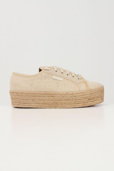 SUPERGA Sneakers donna beige superga  Sneakers | S4116RWA8A