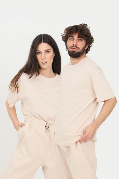 THE FUTURE T-shirt unisex beige the future a manica corta  T-shirt | TF0004BEIGE